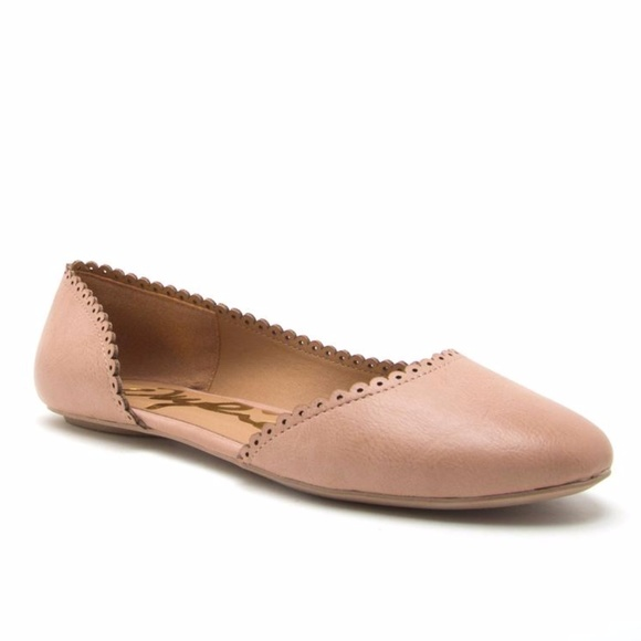 Qupid Shoes Shoes - Desert Rose Flats